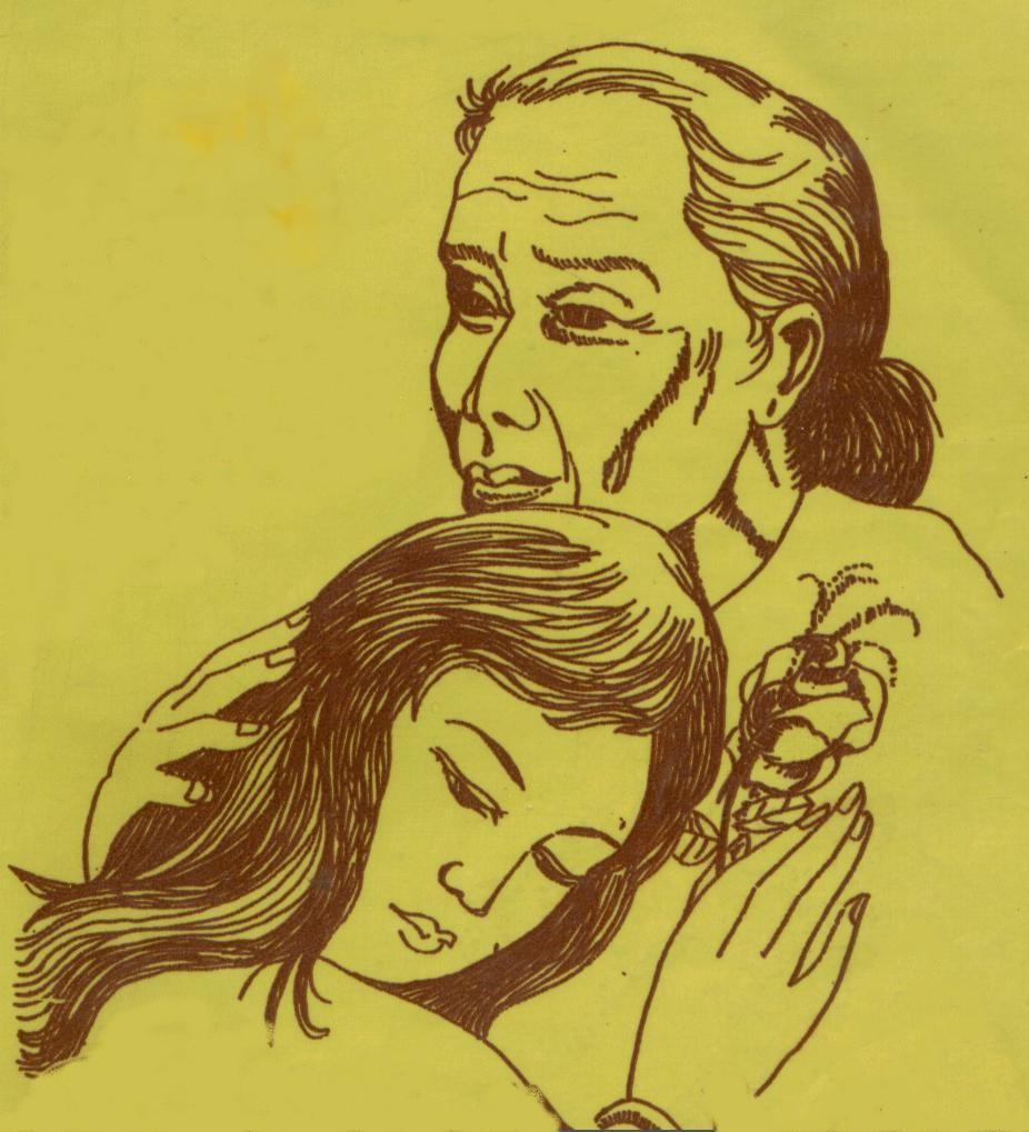 Tình yêu thương của mẹ dành cho con