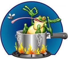 Con ếch, con ếch, chú ếch